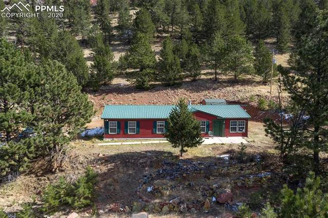 3452 County Road 1 Road, Cripple Creek, CO 80813 (#6258514) :: Action Team Realty