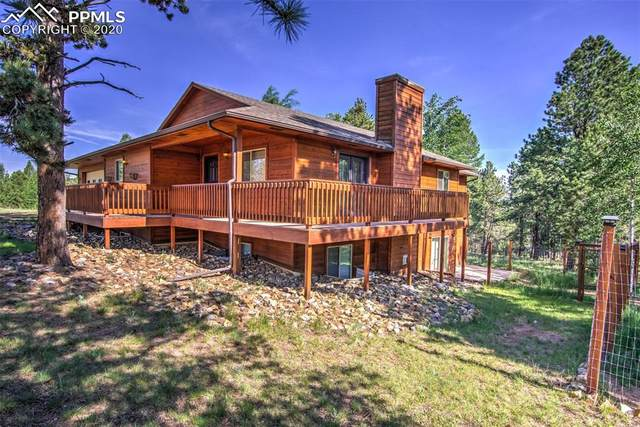 79 Bison Lane, Florissant, CO 80816 (#6262922) :: The Treasure Davis Team
