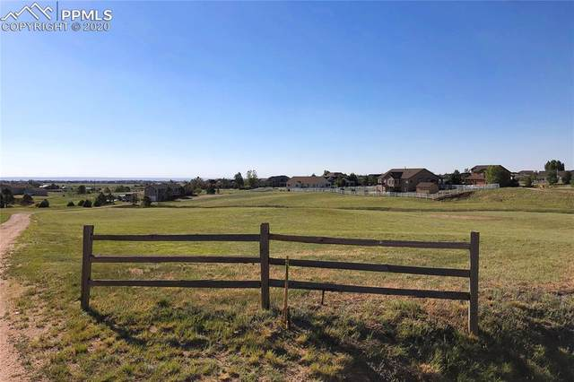 10555 Snowbrush Drive, Peyton, CO 80831 (#6266272) :: Finch & Gable Real Estate Co.