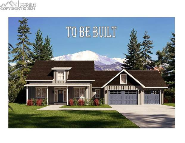11495 Bison Meadows Court, Colorado Springs, CO 80908 (#6268347) :: Tommy Daly Home Team