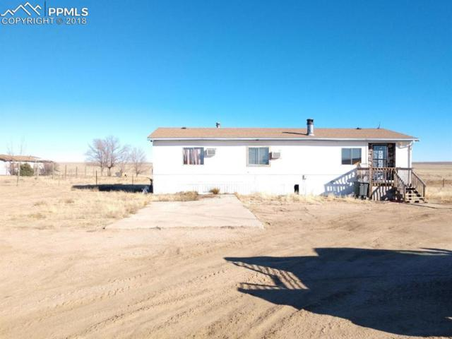 3415 Wiesner Road, Calhan, CO 80808 (#6272464) :: The Kibler Group
