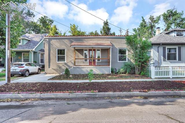 522 E Columbia Street, Colorado Springs, CO 80907 (#6274386) :: Tommy Daly Home Team