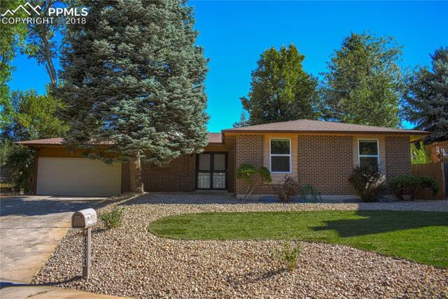 4334 Ridgeglen Road, Colorado Springs, CO 80918 (#6276427) :: The Treasure Davis Team