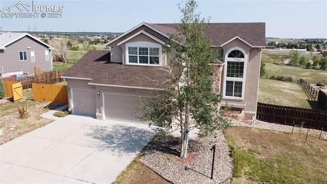 11270 Asbee Street, Peyton, CO 80831 (#6278075) :: Finch & Gable Real Estate Co.