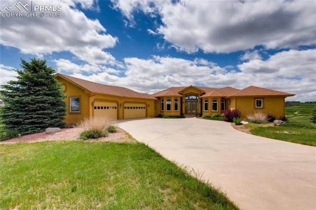 1853 Penny Royal Court, Monument, CO 80132 (#6278822) :: The Hunstiger Team