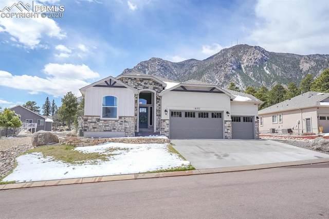 471 Stone Cottage Grove, Colorado Springs, CO 80906 (#6278908) :: CC Signature Group