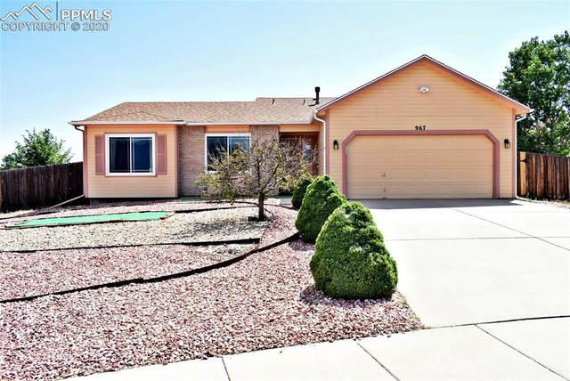 967 Pond Side Drive, Colorado Springs, CO 80911 (#6279354) :: Fisk Team, RE/MAX Properties, Inc.