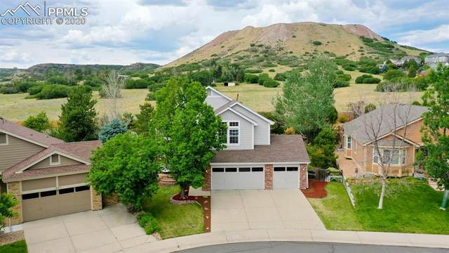 1461 Short Grass Court, Castle Rock, CO 80109 (#6279906) :: The Treasure Davis Team