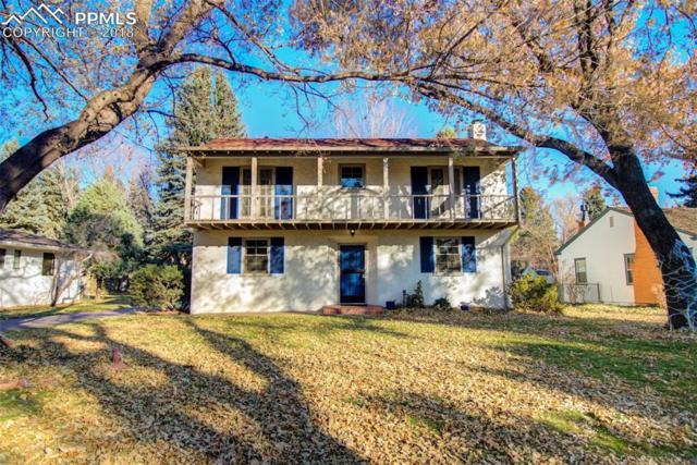 1503 Culebra Place, Colorado Springs, CO 80907 (#6280958) :: The Treasure Davis Team