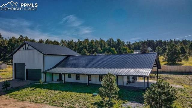 412 Obsidian Drive, Florissant, CO 80816 (#6283318) :: Tommy Daly Home Team