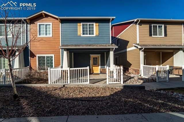 3055 S Harpy Grove, Colorado Springs, CO 80916 (#6285532) :: The Peak Properties Group
