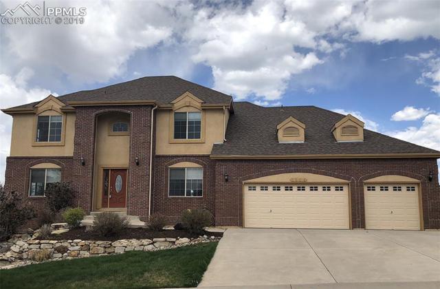 1504 Oakmont Drive, Colorado Springs, CO 80921 (#6286014) :: The Treasure Davis Team