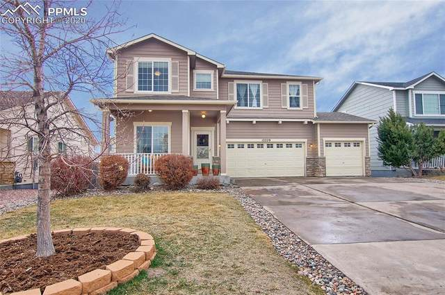 12229 Crystal Downs Road, Peyton, CO 80831 (#6287712) :: The Kibler Group