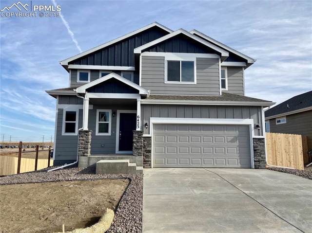 6423 Weiser Drive, Colorado Springs, CO 80925 (#6287744) :: 8z Real Estate