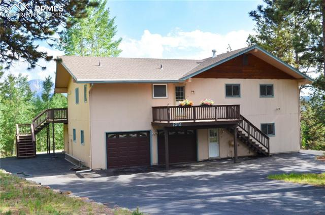 1051 Forest Hill Road, Woodland Park, CO 80863 (#6288079) :: The Kibler Group