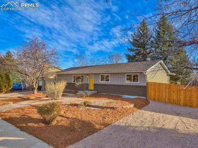 1329 Shenandoah Drive, Colorado Springs, CO 80910 (#6288561) :: HomeSmart