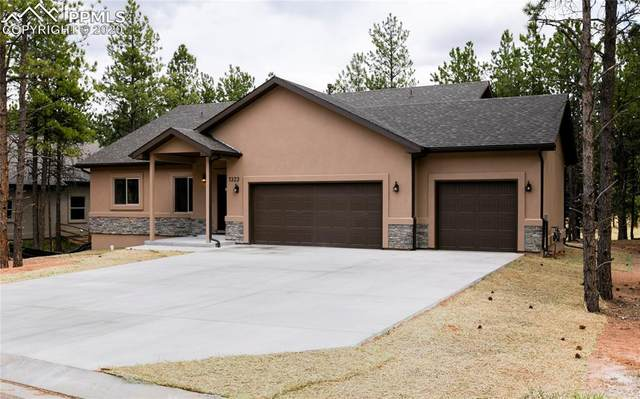 1323 Firestone Drive, Woodland Park, CO 80863 (#6290583) :: Action Team Realty