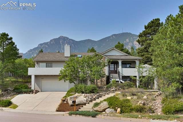 5260 Broadmoor Bluffs Drive, Colorado Springs, CO 80906 (#6295130) :: Finch & Gable Real Estate Co.