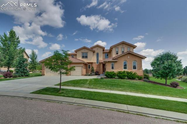 2114 Diamond Creek Drive, Colorado Springs, CO 80921 (#6302162) :: The Hunstiger Team