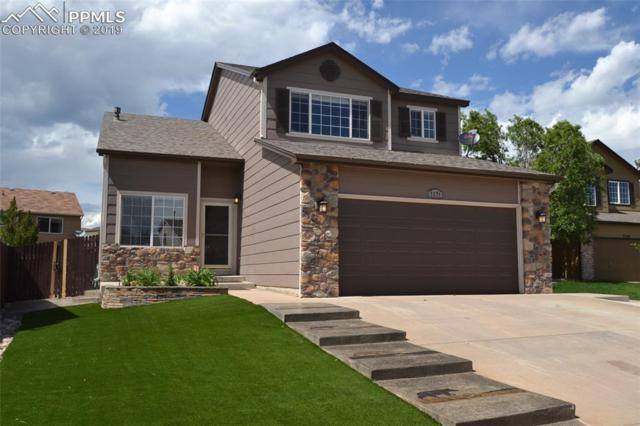 7279 Mineral Wells Drive, Colorado Springs, CO 80923 (#6306040) :: Tommy Daly Home Team
