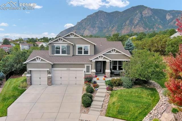 420 Lowick Drive, Colorado Springs, CO 80906 (#6307412) :: CC Signature Group