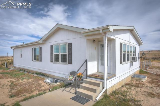 15055 Kanuch Road, Calhan, CO 80808 (#6309082) :: The Peak Properties Group
