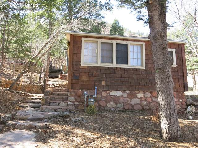 915 High Road, Manitou Springs, CO 80829 (#6309337) :: Finch & Gable Real Estate Co.