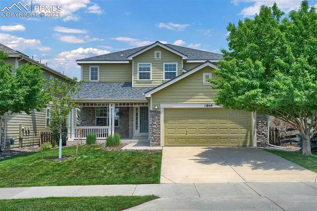 11868 Mill Valley Street, Parker, CO 80138 (#6310973) :: Fisk Team, eXp Realty