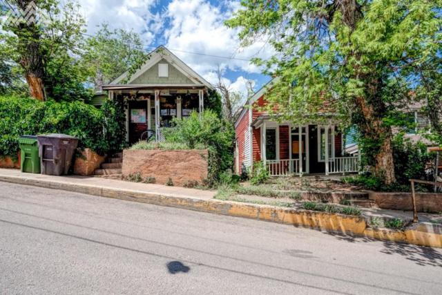 4 Waltham Avenue, Manitou Springs, CO 80829 (#6313277) :: The Peak Properties Group
