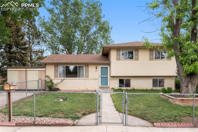 1471 Southmoor Drive, Fountain, CO 80817 (#6314380) :: Venterra Real Estate LLC