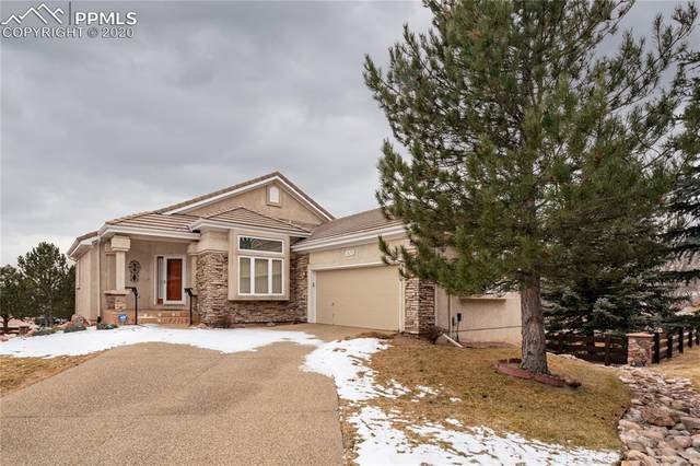1675 Doe Run Point, Colorado Springs, CO 80919 (#6314670) :: The Kibler Group