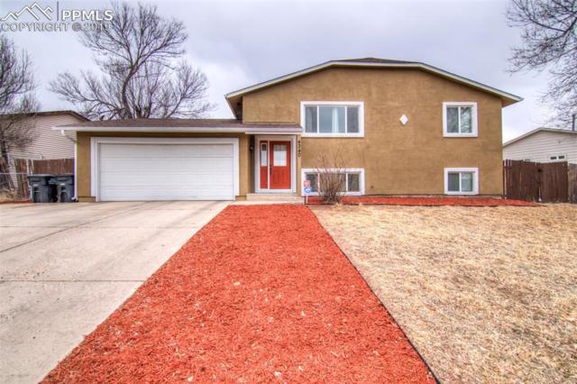 4340 Gatewood Drive, Colorado Springs, CO 80916 (#6317063) :: The Peak Properties Group