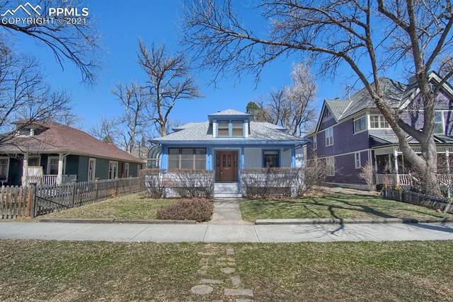 1424 W Kiowa Street, Colorado Springs, CO 80904 (#6320480) :: Fisk Team, RE/MAX Properties, Inc.