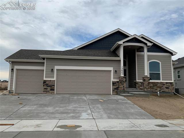 12642 Windingwalk Drive, Peyton, CO 80831 (#6322783) :: Tommy Daly Home Team