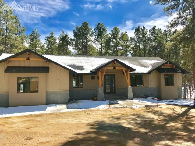 18465 Woodhaven Drive, Colorado Springs, CO 80908 (#6324175) :: The Hunstiger Team