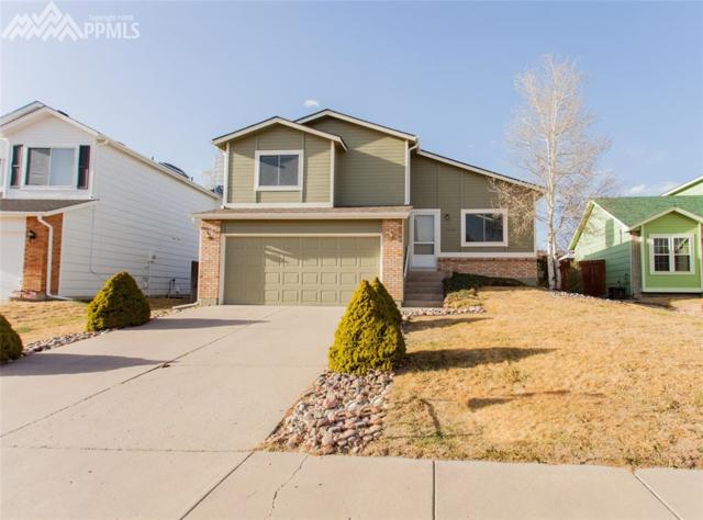 5330 Paradox Drive, Colorado Springs, CO 80923 (#6325011) :: Jason Daniels & Associates at RE/MAX Millennium