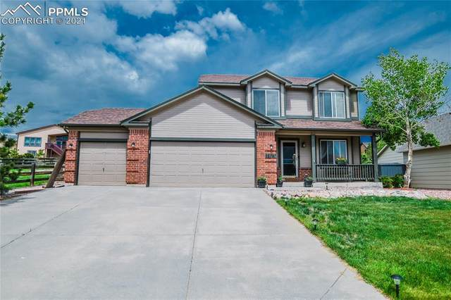 15787 Candle Creek Drive, Monument, CO 80132 (#6331929) :: The Kibler Group