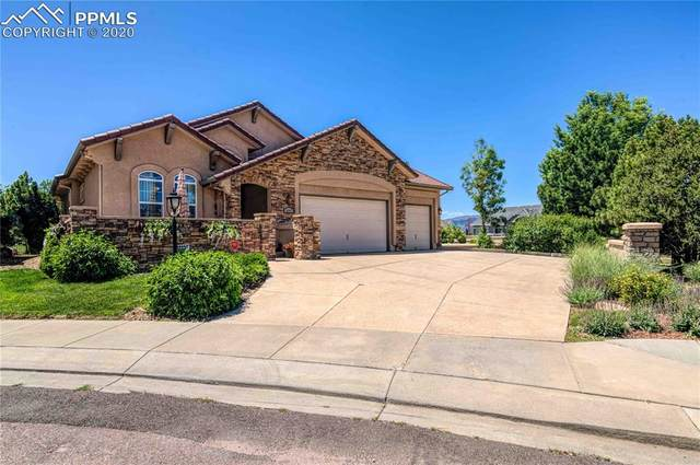 3207 Silver Pine Trail, Colorado Springs, CO 80920 (#6333744) :: Fisk Team, RE/MAX Properties, Inc.