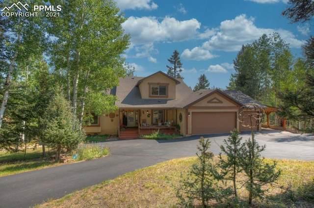 3516 Cedar Mountain Road, Divide, CO 80814 (#6334402) :: Symbio Denver