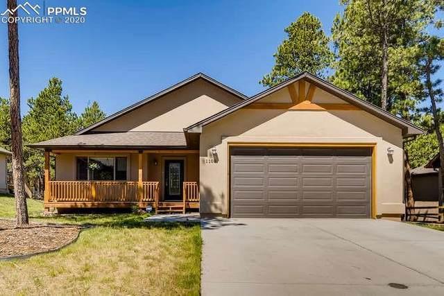 1108 Ptarmigan Drive, Woodland Park, CO 80863 (#6334776) :: Fisk Team, RE/MAX Properties, Inc.