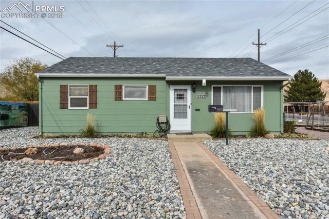 2222 S Corona Avenue, Colorado Springs, CO 80905 (#6335580) :: The Treasure Davis Team