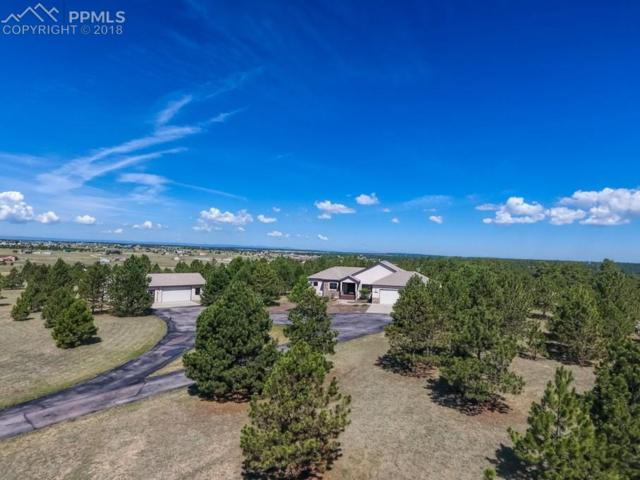 18010 Blacksmith Drive, Peyton, CO 80831 (#6338562) :: The Treasure Davis Team
