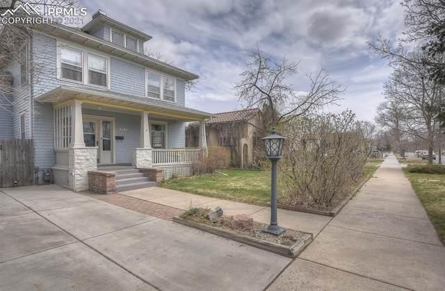2227 N Nevada Avenue, Colorado Springs, CO 80907 (#6340844) :: Venterra Real Estate LLC