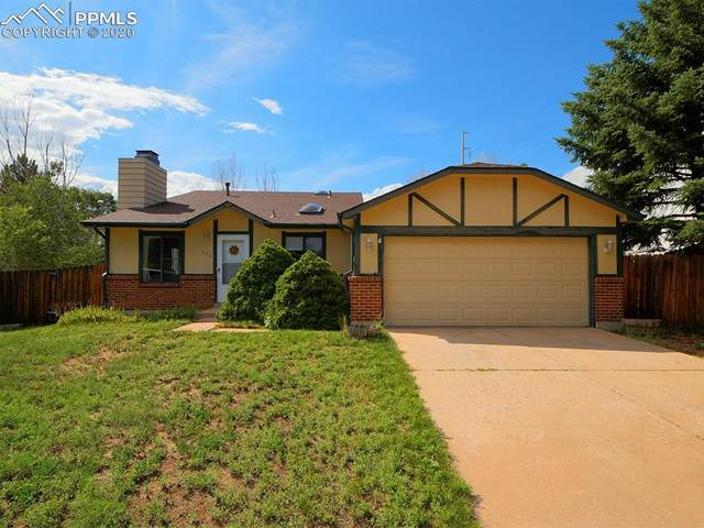 1898 W Whitehorn Drive, Colorado Springs, CO 80920 (#6342084) :: CC Signature Group