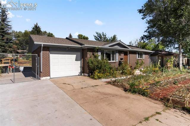 139 S Brentwood Drive, Colorado Springs, CO 80910 (#6342662) :: The Treasure Davis Team   eXp Realty
