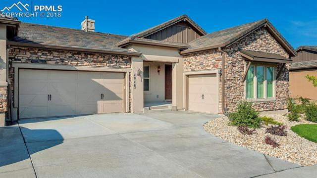 1916 Villa Creek Circle, Colorado Springs, CO 80921 (#6345134) :: The Hunstiger Team
