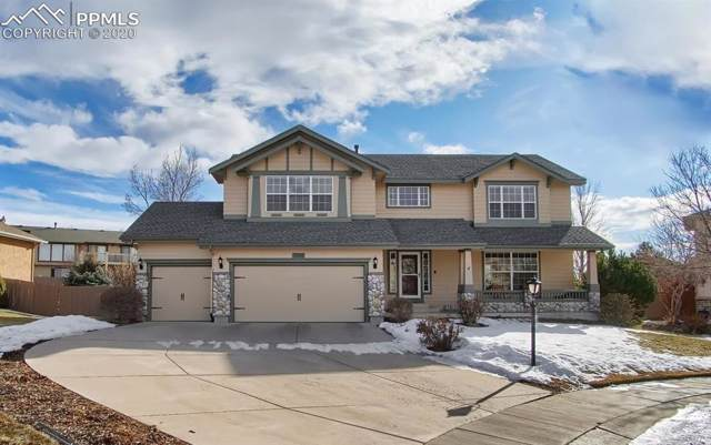 3545 Hollycrest Drive, Colorado Springs, CO 80920 (#6345937) :: The Daniels Team