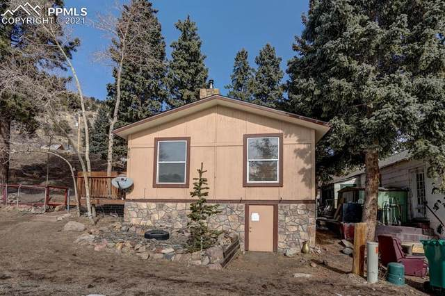 615 W Victor Avenue, Victor, CO 80860 (#6346420) :: The Dixon Group