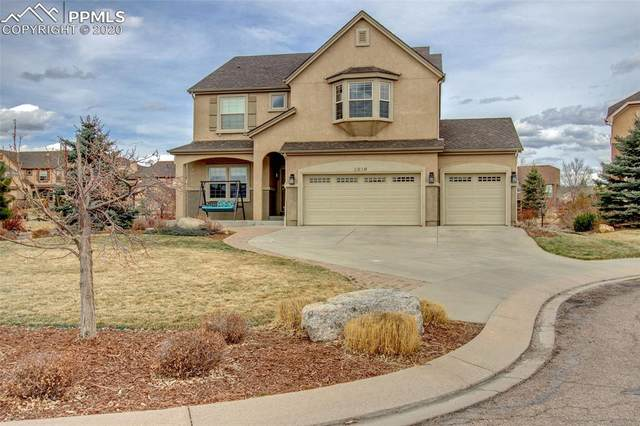 2320 Limerick Court, Colorado Springs, CO 80921 (#6346579) :: Tommy Daly Home Team