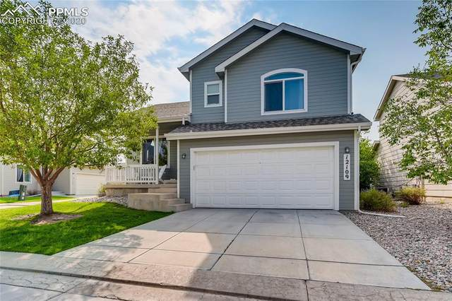 12109 Azuma Heights, Peyton, CO 80831 (#6348150) :: Tommy Daly Home Team